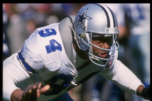 Charles Haley Deserves to Be in Hall of Fame; Why Isn't He In?