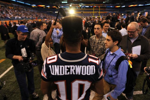 Tiquan Underwood: The Man the New England Patriots Cut