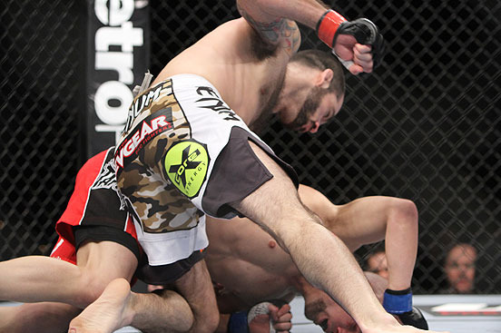 UFC 143: Matt Brown Proves to Be One of UFC's Most Exciting Fighters in KO Win