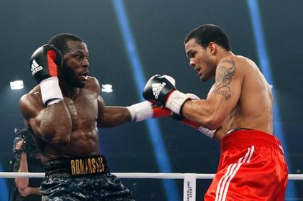 Steve Cunningham Loses to Yoan Hernandez in IBF Cruiserweight Rematch