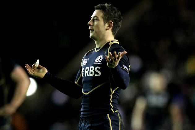 2012 Six Nations Rugby: Scotland's Loss to England Proves Bitter Pill