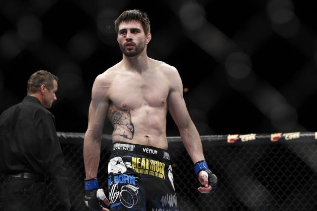 UFC 143 Results: Carlos Condit Defeats Nick Diaz Via Unanimous Decision