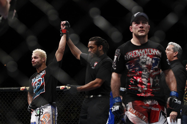 Josh Koscheck vs. Johny Hendricks Should Be No. 1 Contenders Fight