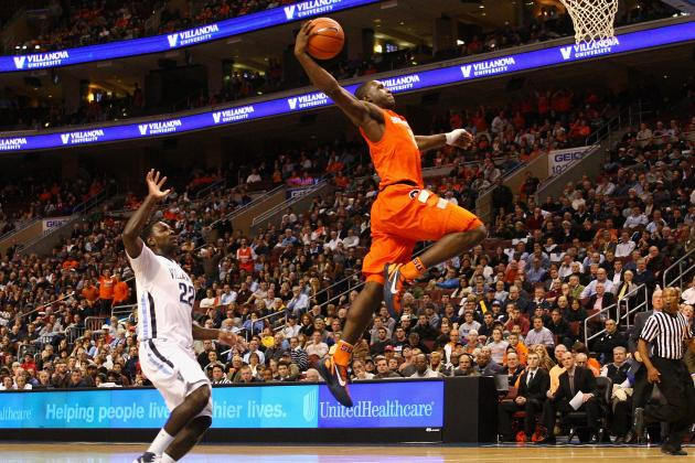 How the Syracuse Orange Will Survive Their Big East 'Hell Week'