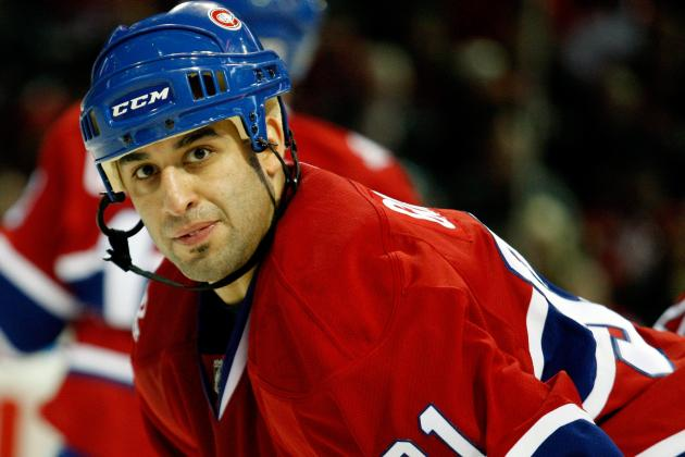 Montreal Canadiens: Anniversary of Scott Gomez's Last Goal Today