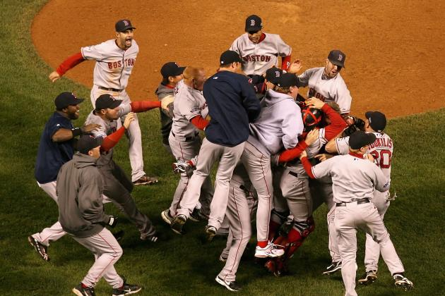 MLB Predictions: The Boston Red Sox's 2012 Season Projection