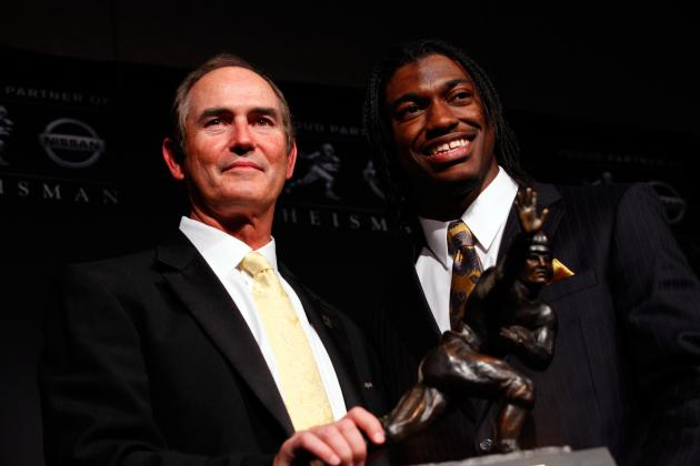 2012 NFL Draft Order: Robert Griffin III Overlooked with Andrew Luck Hype