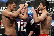 UFC 143 Results: Does Nick Diaz Deserve a Fight with GSP?