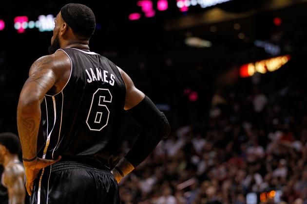 LeBron James Must Take Control of the Game in Fourth Quarter for Miami Heat