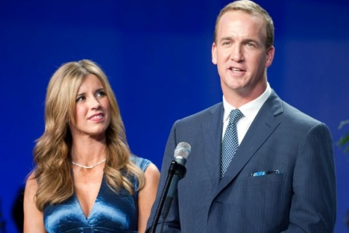 Peyton Manning's Wife: See Pictures of Ashley Manning