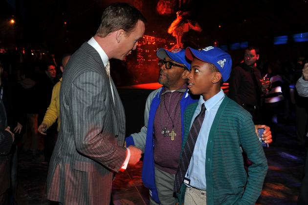Super Bowl 2012: The Taste of the NFL Party Was a Party with a Purpose