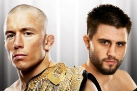 UFC 143 Results:  Georges St-Pierre vs. Carlos Condit Will Be a Snoozefest