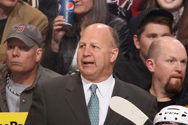 Boston Bruins: Head Coach Claude Julien Picked Right Time To Shuffle Lines