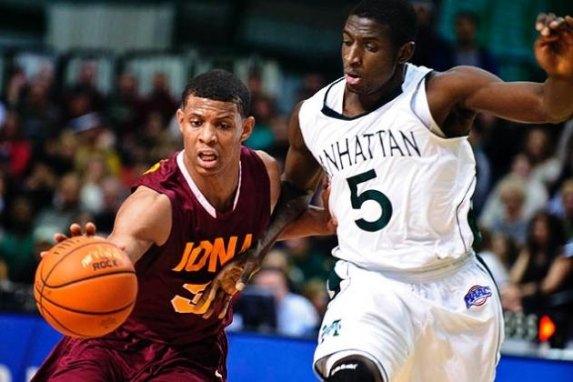 Iona vs. Manhattan: Gaels Take Control of First Place in the MAAC with 85-73 Win