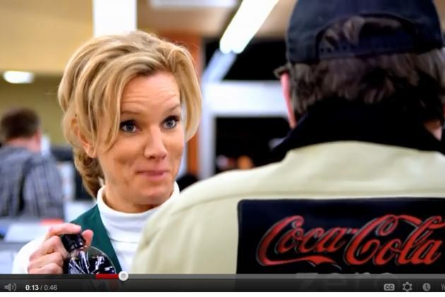 Pepsi Max Super Bowl Commercial: