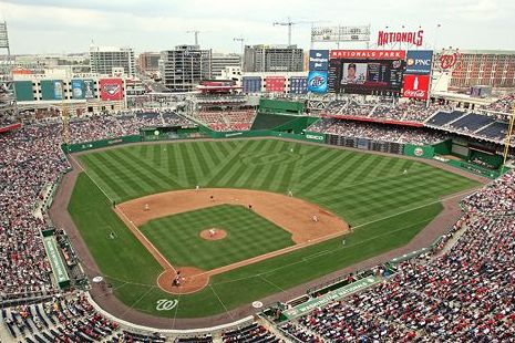 Washington Nationals to Philadelphia Phillies Fans: Your Money's No Good Here