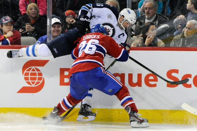 Winnipeg Jets: Where Do the Jets Go from the Loss to the Montreal Canadiens?