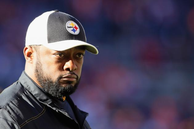 2012 Pittsburgh Steelers:  Mike Tomlin Up to Task This Offseason