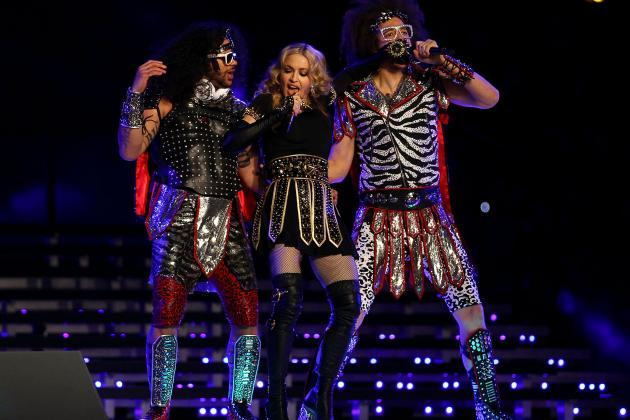 Super Bowl XLVII Will Have Another Terrible Halftime Show