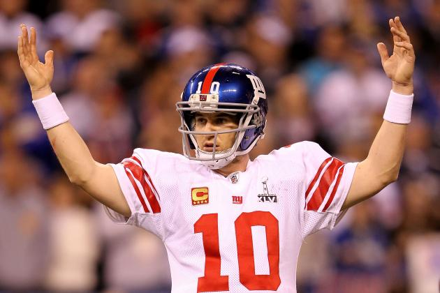 Super Bowl 2012: Twitter Reacts as NY Giants Win Lombardi Trophy