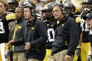 Iowa Hawkeye Football: Ken O'Keefe Departure Is an Opportunity for Kirk Ferentz