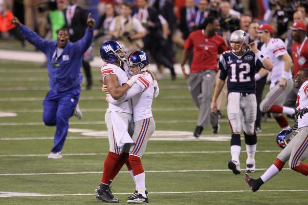 Giants Outlast Patriots Once Again in Super Bowl Showdown