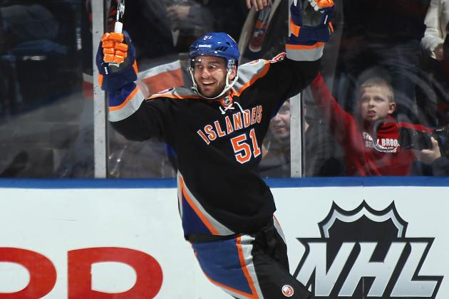 New York Islanders Finally Beginning to Get Secondary Scoring