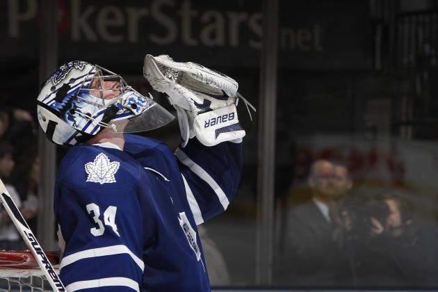 Toronto Maple Leafs: Goalie Controversy Brewing in Toronto?