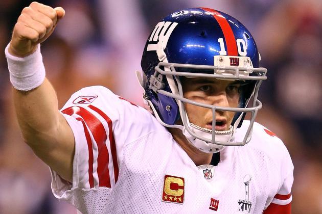 Super Bowl 2012: Is Eli Manning the NFL's New Golden Boy?