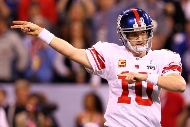 Giants vs. Patriots: Is New York the Super Bowl Favorite Next Season?