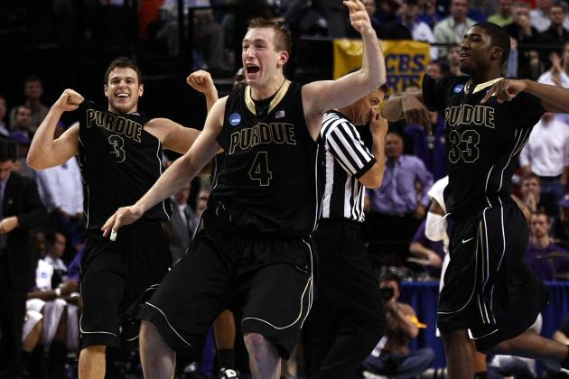Purdue Basketball: It's Time for Matt Painter to Be Radical, Bench the Seniors