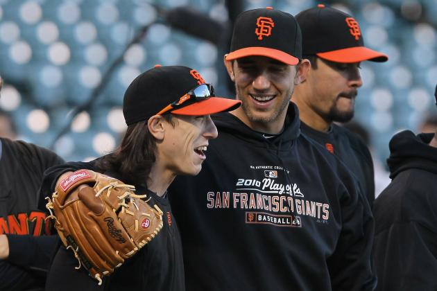 San Francisco Giants:  Could Madison Bumgarner Be the Giants' New Ace?