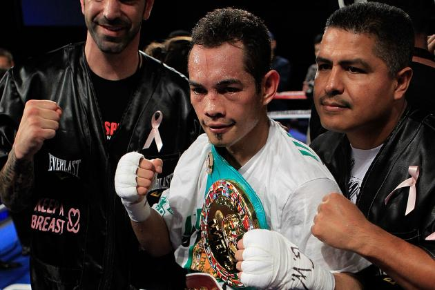 Nonito Donaire Jr.: The Long Road to Pacquiao