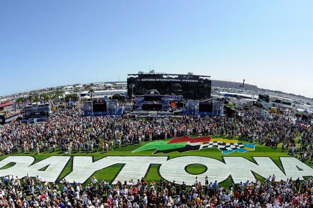Rule Changes for the 2012 NASCAR Sprint Cup Season