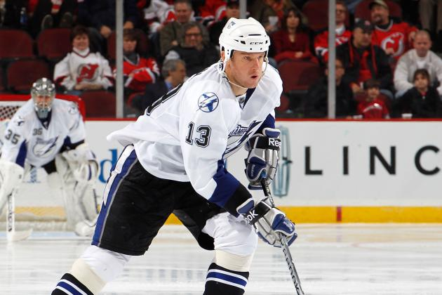 NHL Trade Rumors: Could Pavel Kubina Solve Chicago Blackhawks' Defensive Woes?