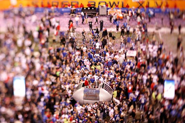 Super Bowl 2012: Eli Manning, New York Giants Elite