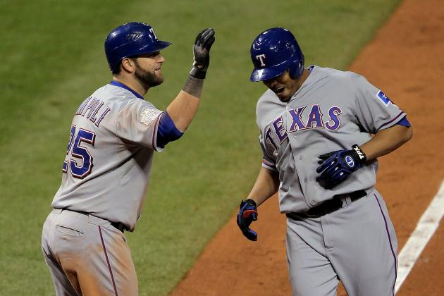 Nelson Cruz or Mike Napoli: Who Will Have a Bigger Offensive Year in 2012?