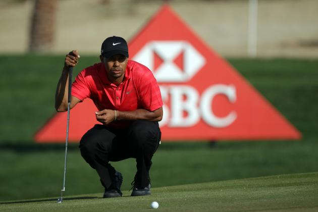 PGA: Tiger Woods Will Make 2012 U. S. Debut at Pebble Beach