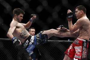 UFC 143 Results: Breaking Down How Carlos Condit Shut Down Nick Diaz's Attack