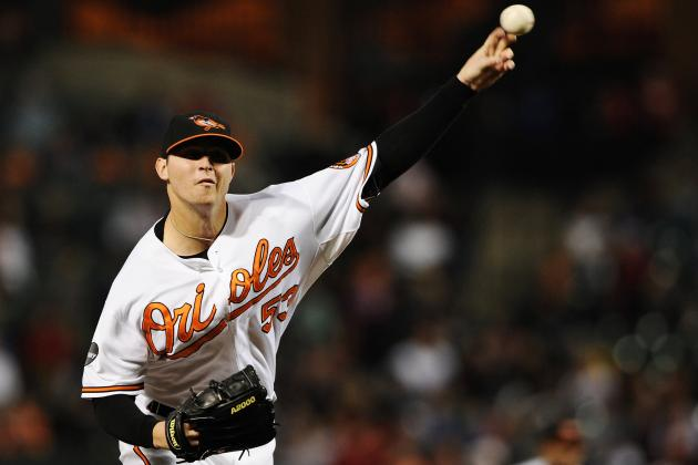 Baltimore Orioles: With Jeremy Guthrie Gone, Young Pitchers Need to Step It Up