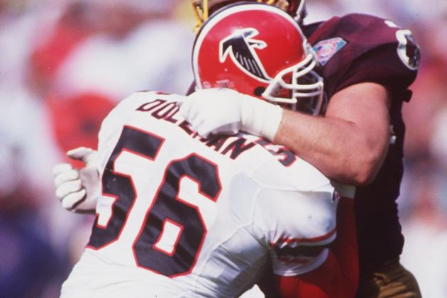 Martin, 4 Linemen Make Hall of Fame