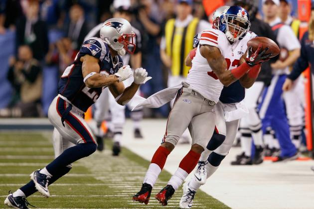 Mario Manningham Catch: Biggest Play of Super Bowl Guarantees WR a Huge Pay Day