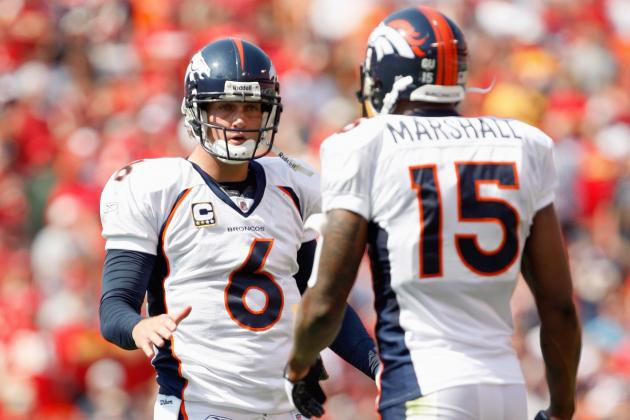 Denver Broncos: What If Jay Cutler and Brandon Marshall Were Never Traded?