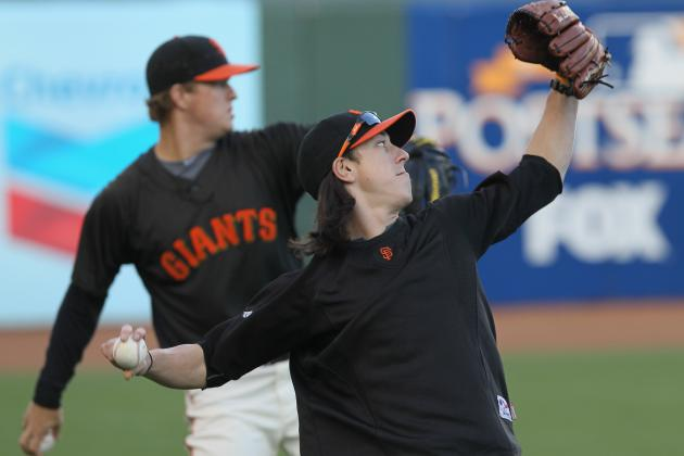 Tim Lincecum vs. Matt Cain: Take Your Pick