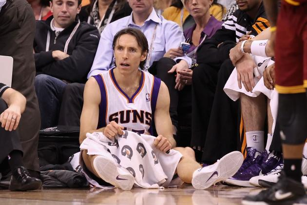 Phoenix Suns: Can Steve Nash and Company Turn Around the Season?