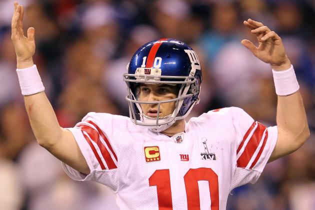 Eli Manning: Ice-Cool Performance Helps Secure Super Bowl Victory for Giants