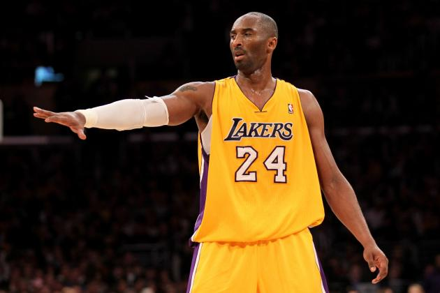 Lakers' Loss to Jazz Show Kobe Bryant, Not Mike Brown, Is Leader of the Team