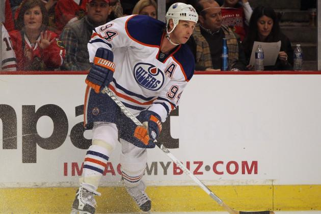 NHL Trade Rumors: Ryan Smyth Would Be Crazy to Block Trade to New York Rangers