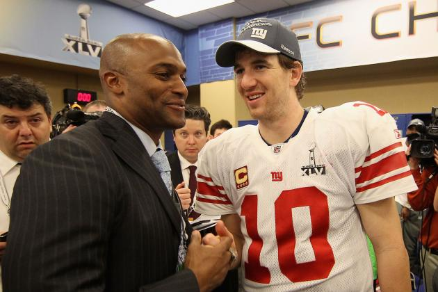 Super Bowl 2012: MVP Eli Manning Leads Giants to Victory
