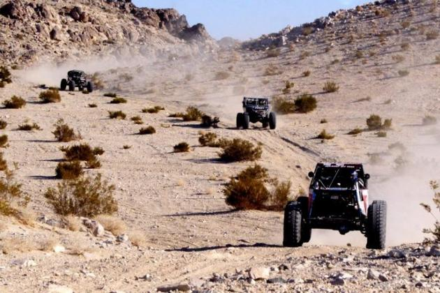 King of the Hammers: The Most Intense, Grueling Single Day Race in America